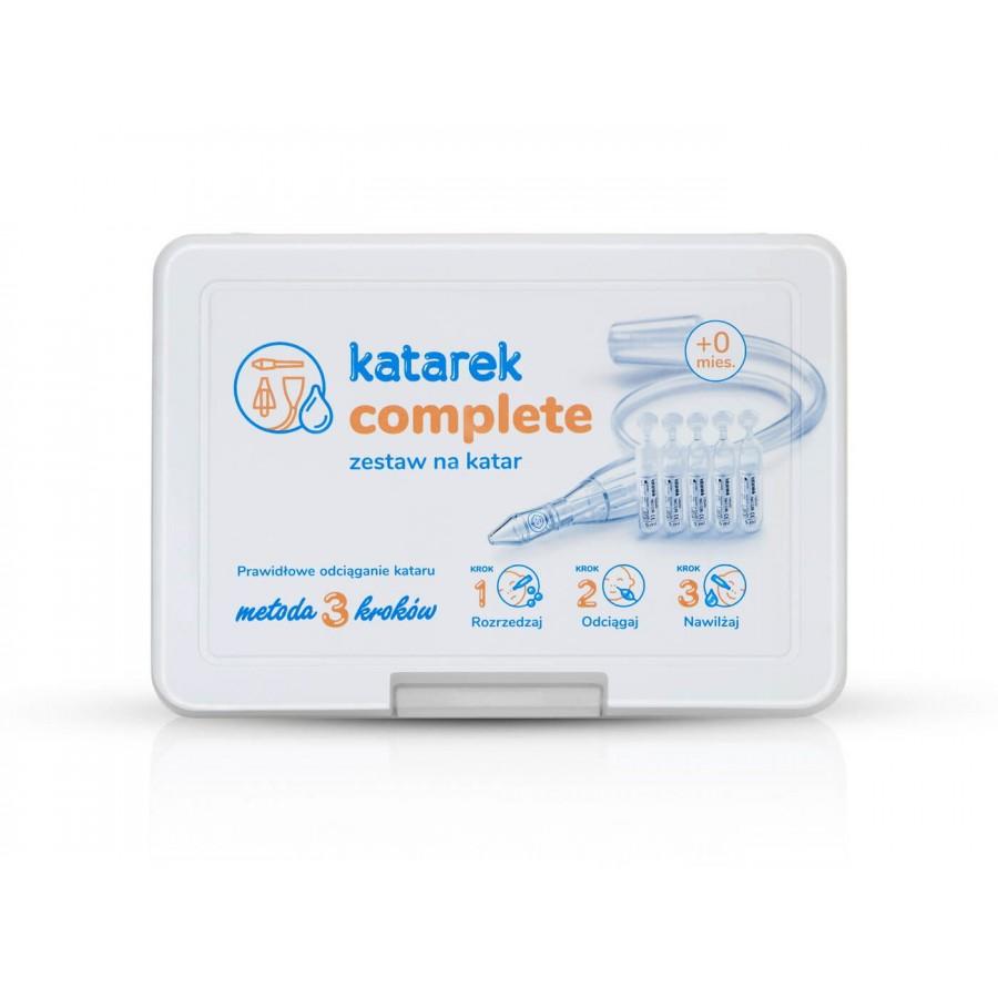 Katarek Complete - Zestaw na katar - Esy Floresy