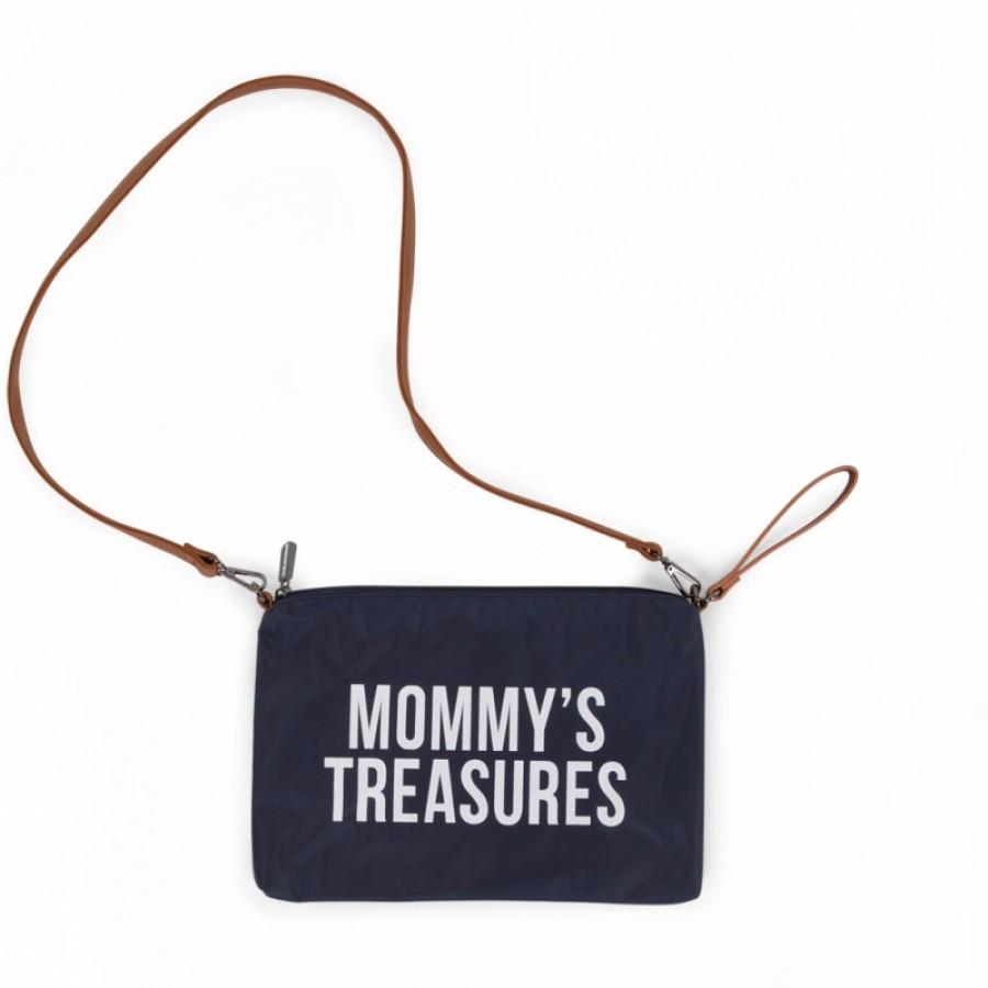 Childhome - Saszetka Mommy's Treasures Granatowa - Esy Floresy