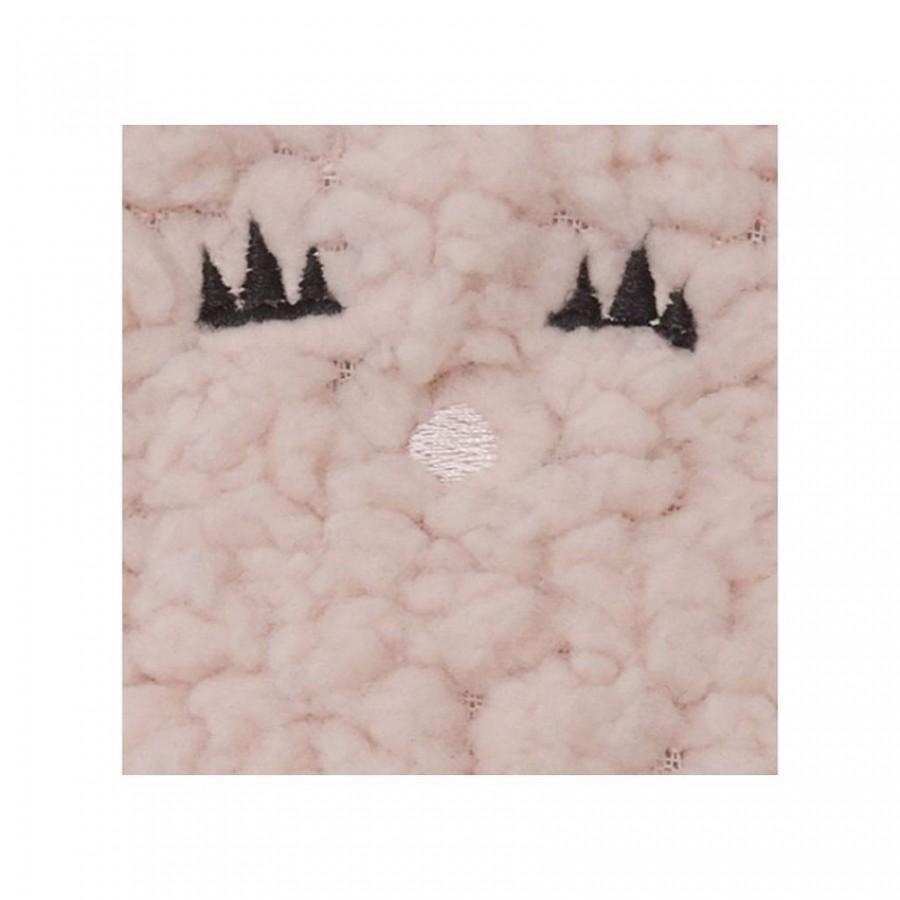 Lodger - Przytulanka Miś S Różowy - Esy Floresy