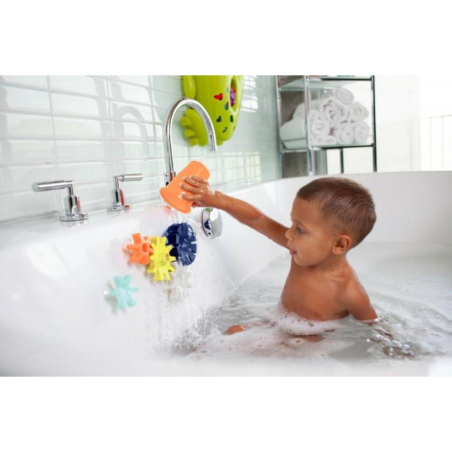 Boon - Zabawka do wody Zębatki Cogs Cool kolor - Esy Floresy