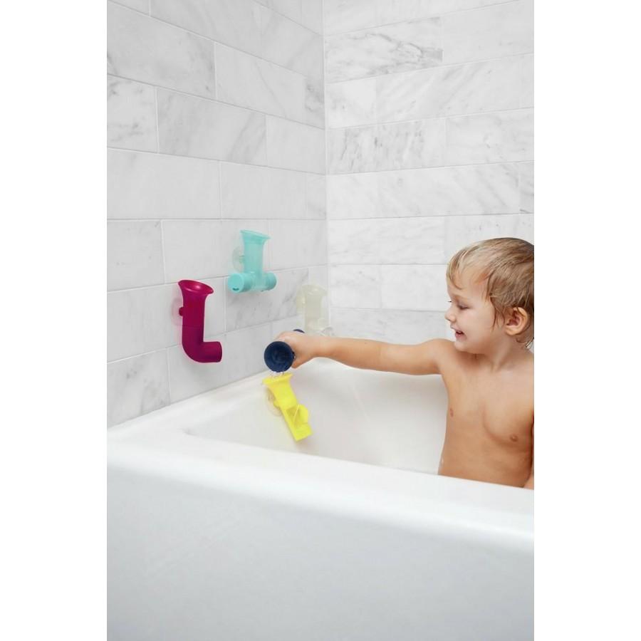 Boon - Zabawka do wody Rurki Pipes Cool kolor - Esy Floresy