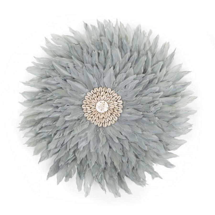 Childhome - Pióra Juju 30 cm Light Grey - Esy Floresy