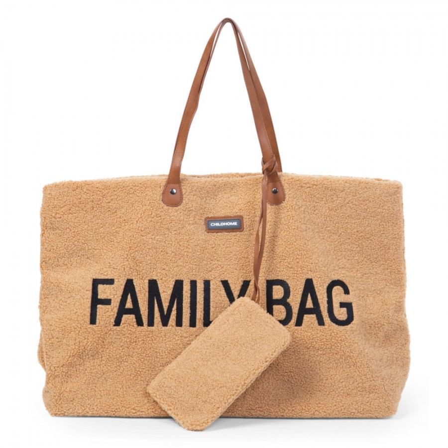 Childhome - Torba Family Bag Teddy Bear - Esy Floresy