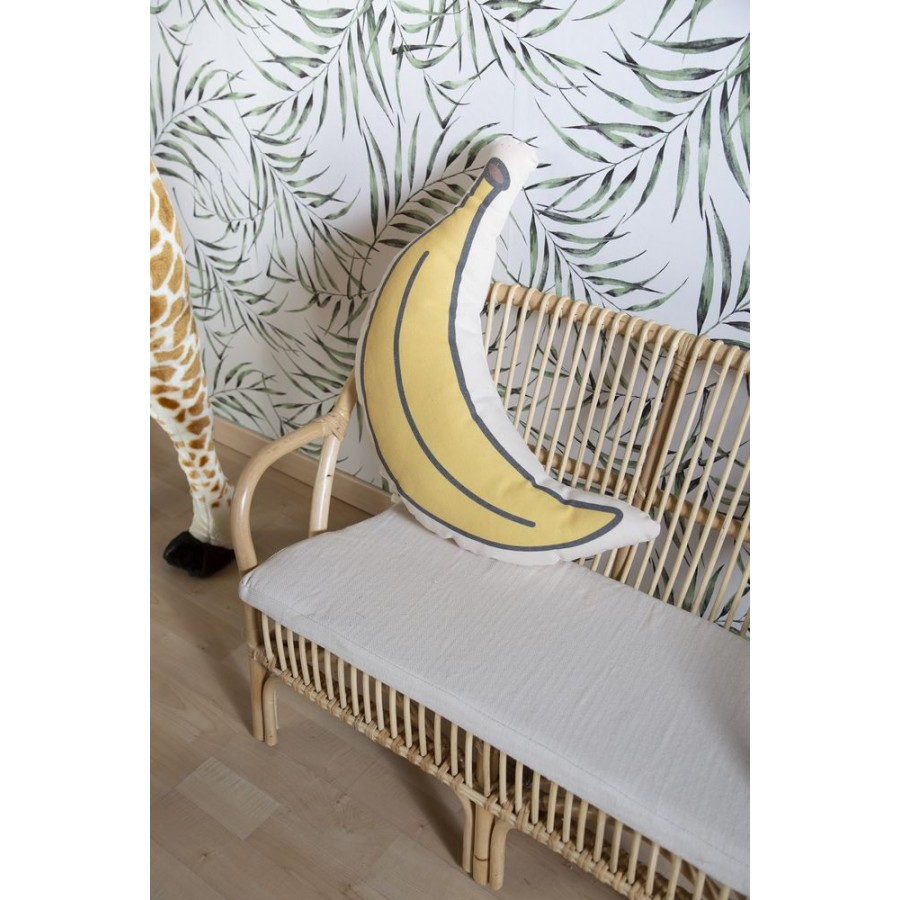 Childhome - Poduszka kanwas Banan - Esy Floresy