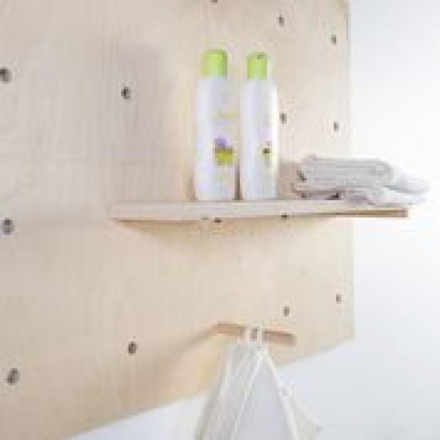 Childhome - Półka DIY 65 x 90 cm Natural - Esy Floresy
