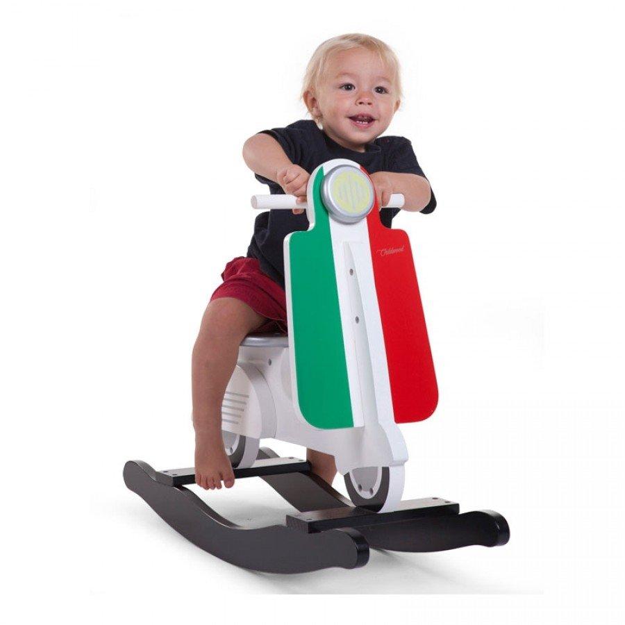 Childhome - Bujak na biegunach Skuter Italy - Esy Floresy