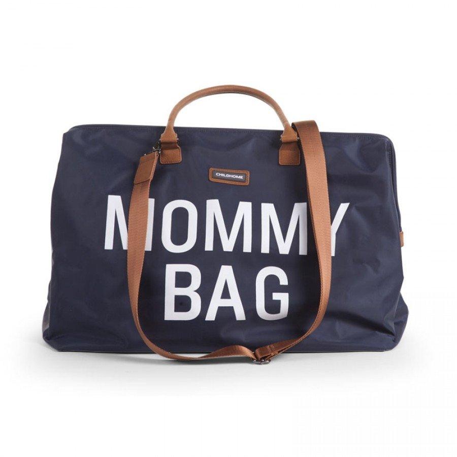 Childhome - Torba Podróżna Mommy Bag Granat - Esy Floresy