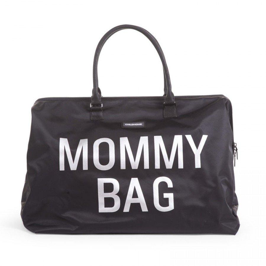 Childhome - Torba Podróżna Mommy Bag Czarna | Esy Floresy