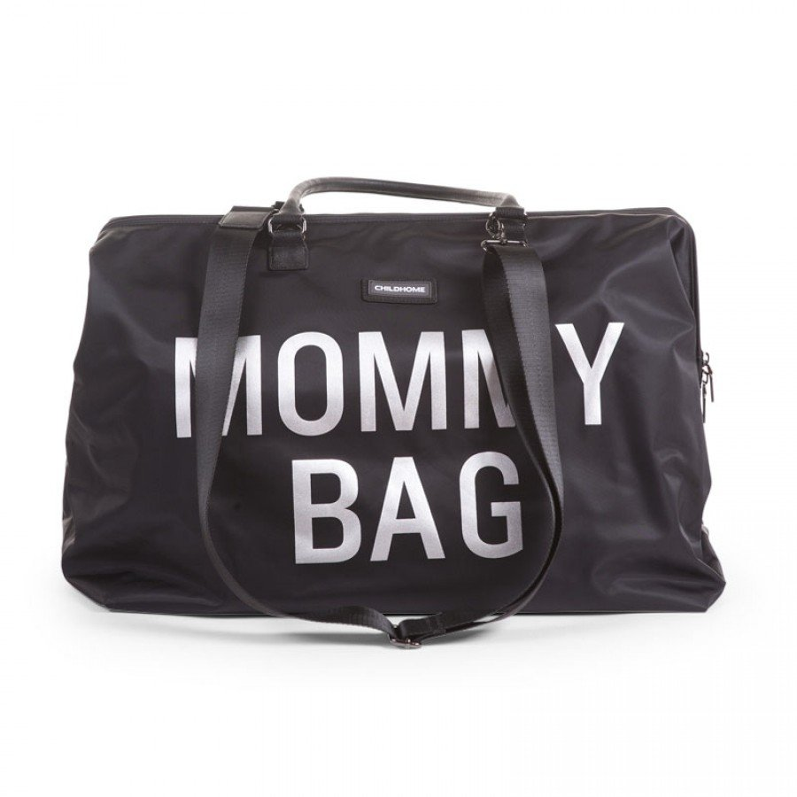 Childhome - Torba Podróżna Mommy Bag Czarna - Esy Floresy