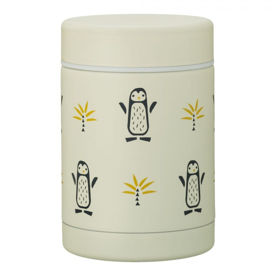 Fresk - Termos na jedzenie 300 ml Pingwin - Esy Floresy
