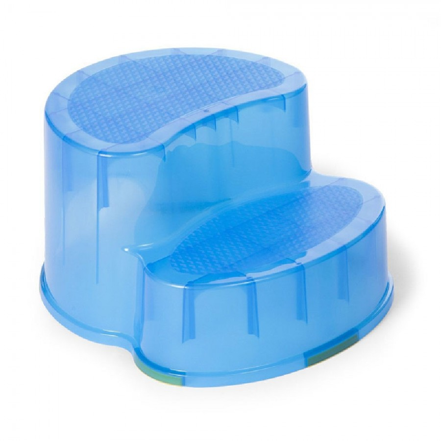 Childhome - Podest dwustopniowy i krzesełko 2w1 Blue - Esy Floresy