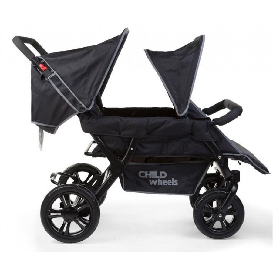 Childhome - Wózek czteroosobowy Two By Two - Esy Floresy