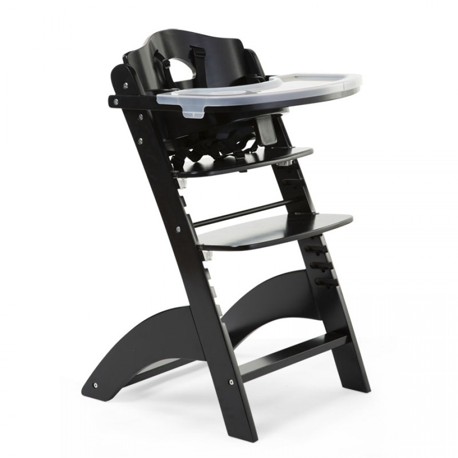 Childhome - Krzesełko do karmienia Lambda 3 Black - Esy Floresy