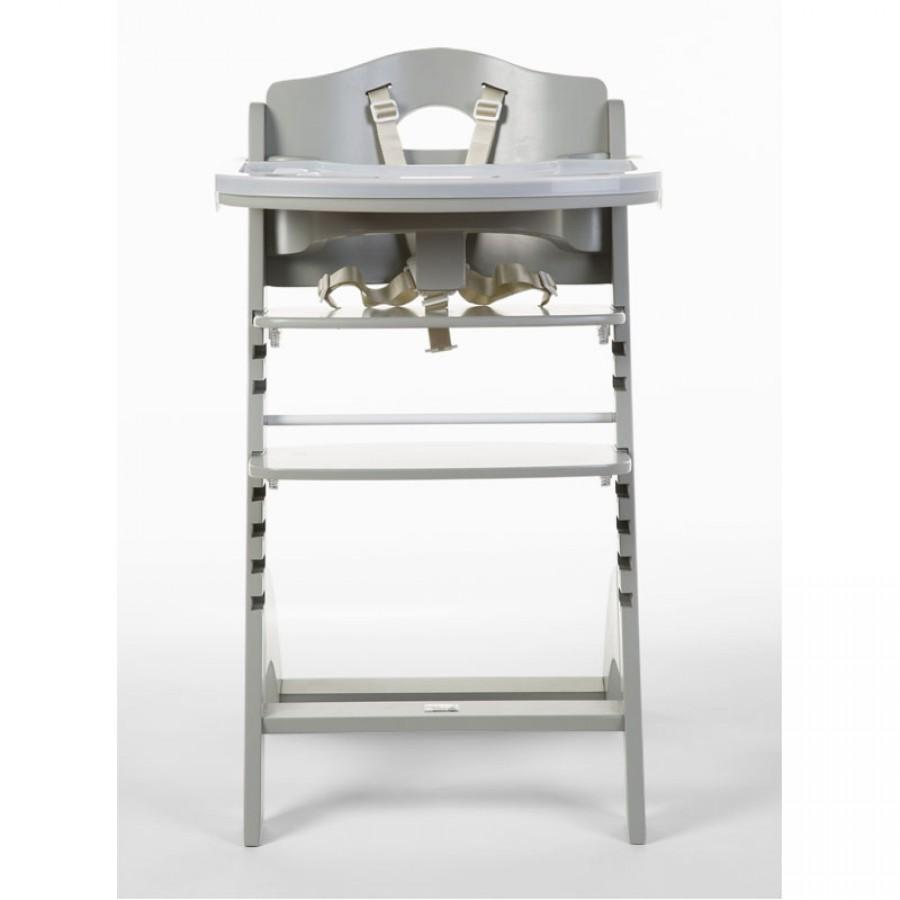Childhome - Krzesełko do karmienia Lambda 3 Stone Grey - Esy Floresy