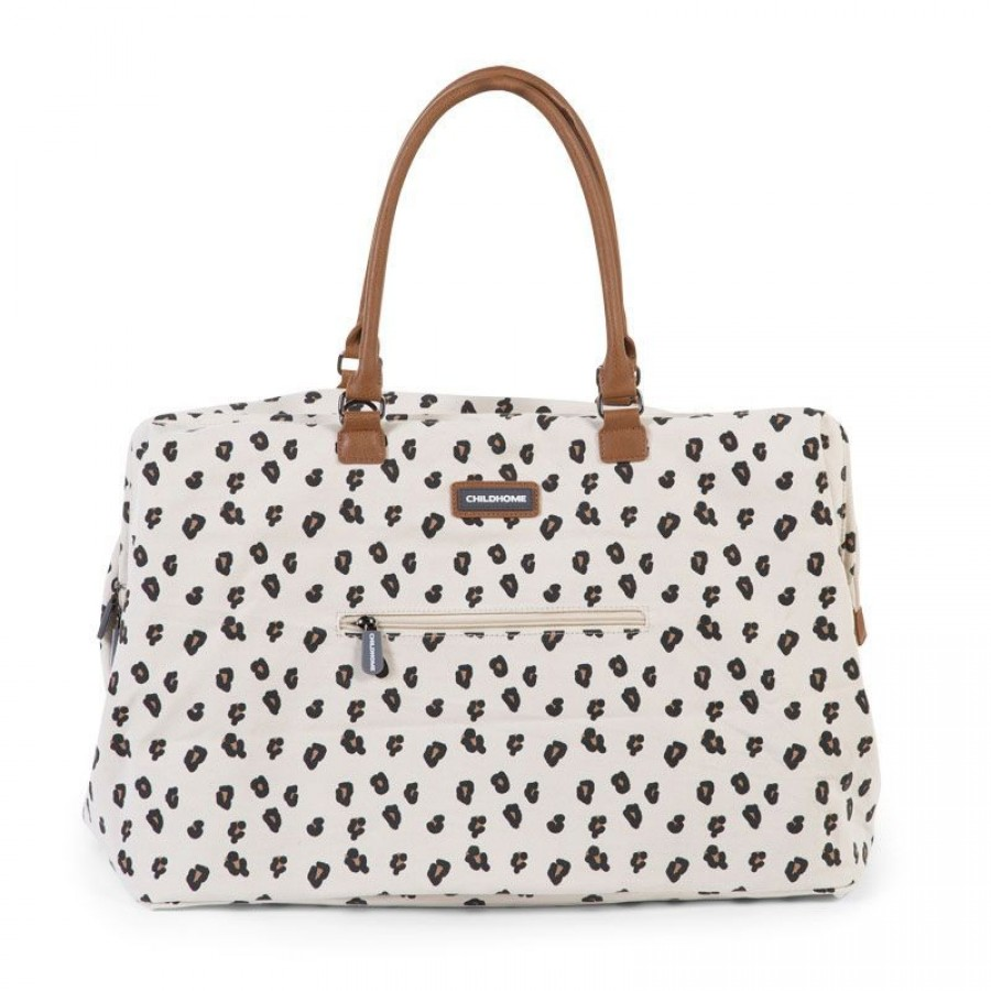 Childhome - Torba Mommy Bag Leopard - Esy Floresy