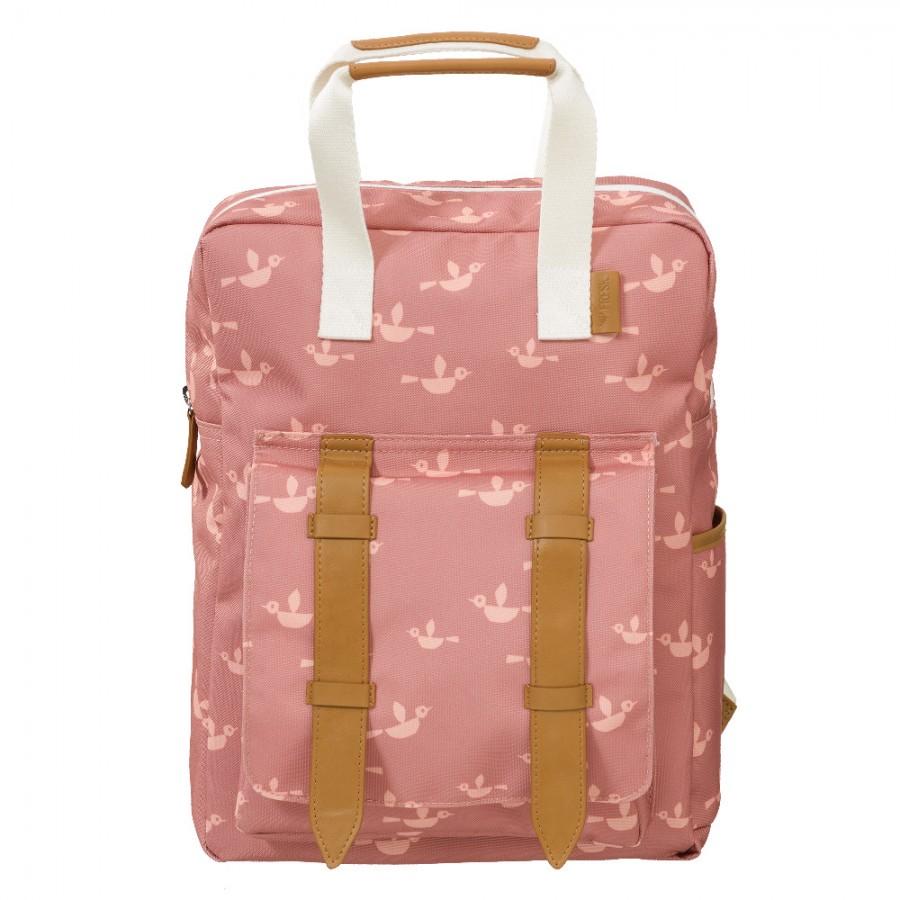 Fresk - Duży plecak Ptaszki - Esy Floresy