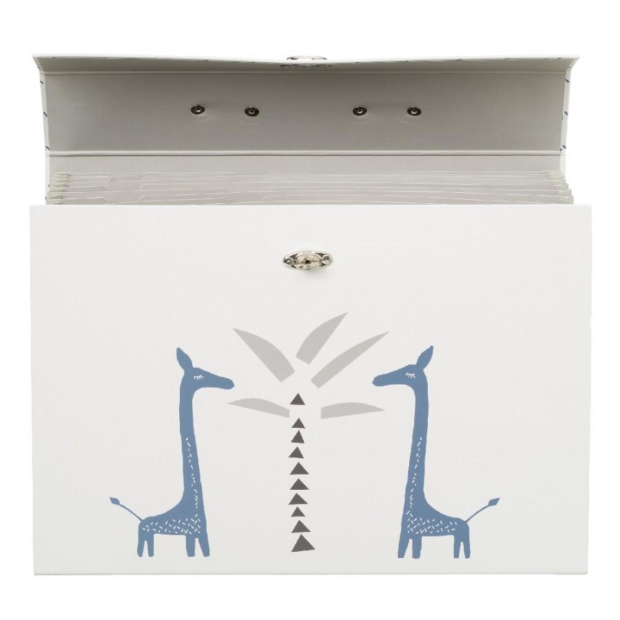 Fresk - Teczka na rysunki Żyrafa - Esy Floresy