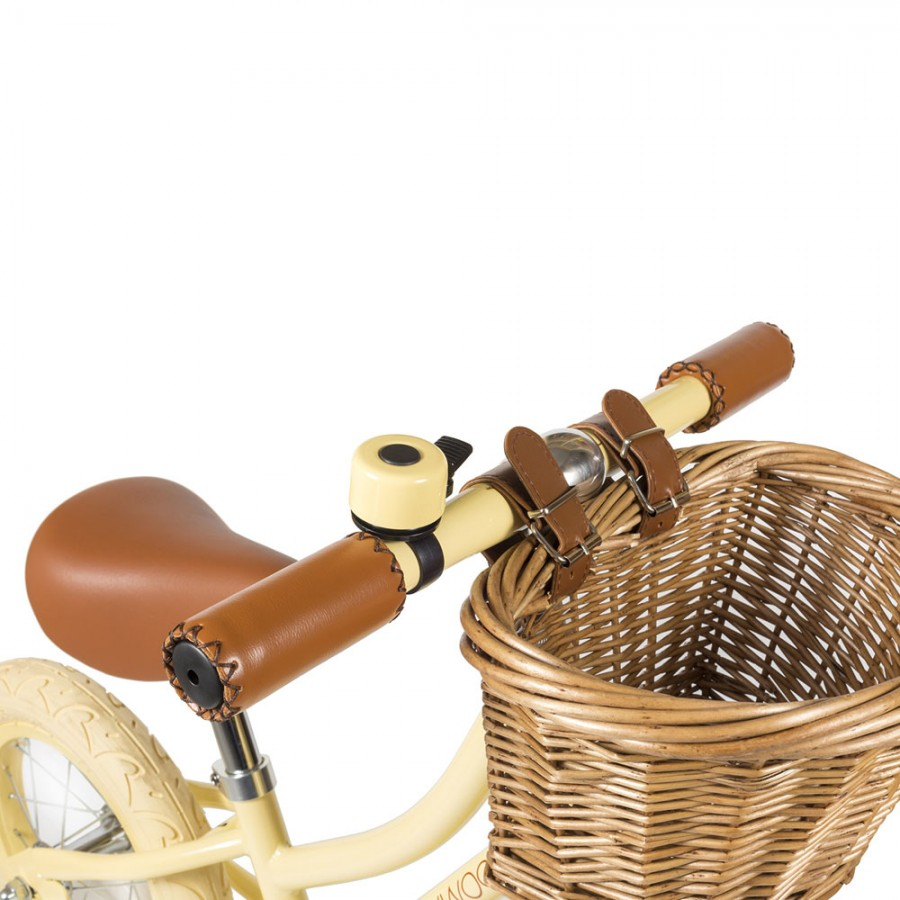 Banwood - FIRST GO! rowerek biegowy Vanilla - Esy Floresy