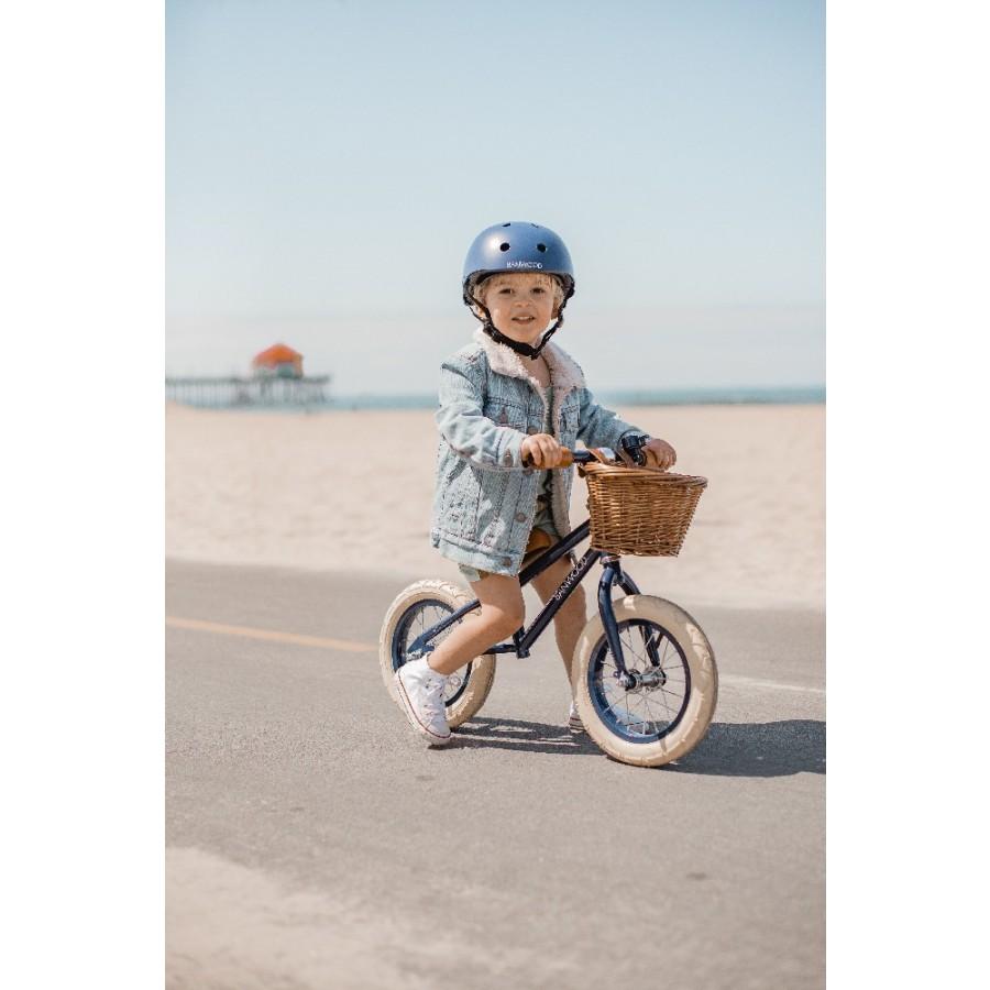 Banwood - Dziecięcy kask rowerowy Coral - Esy Floresy