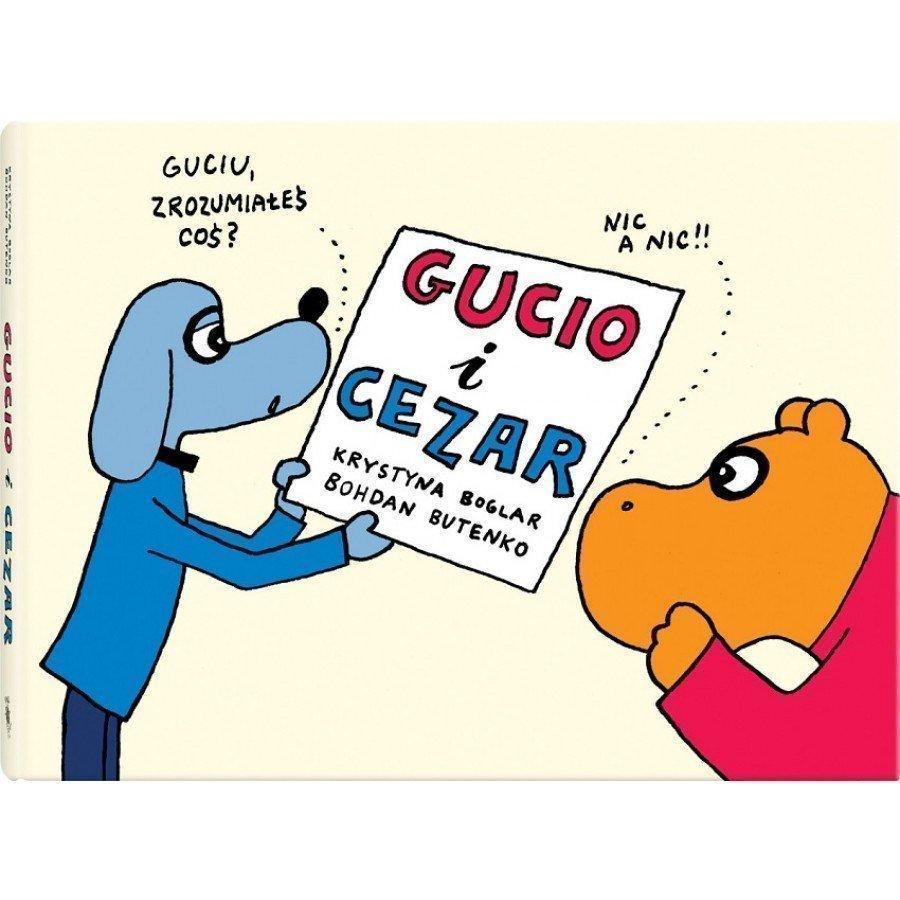 Gucio i Cezar | Esy Floresy