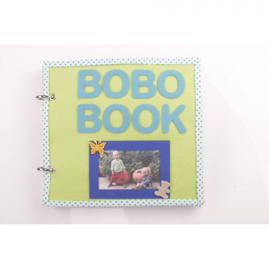 Bobo Book Książeczka sensoryczna | Esy Floresy