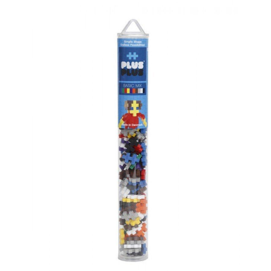 Plus-Plus, Mini Basic Tuba - 100 szt    Esy Floresy