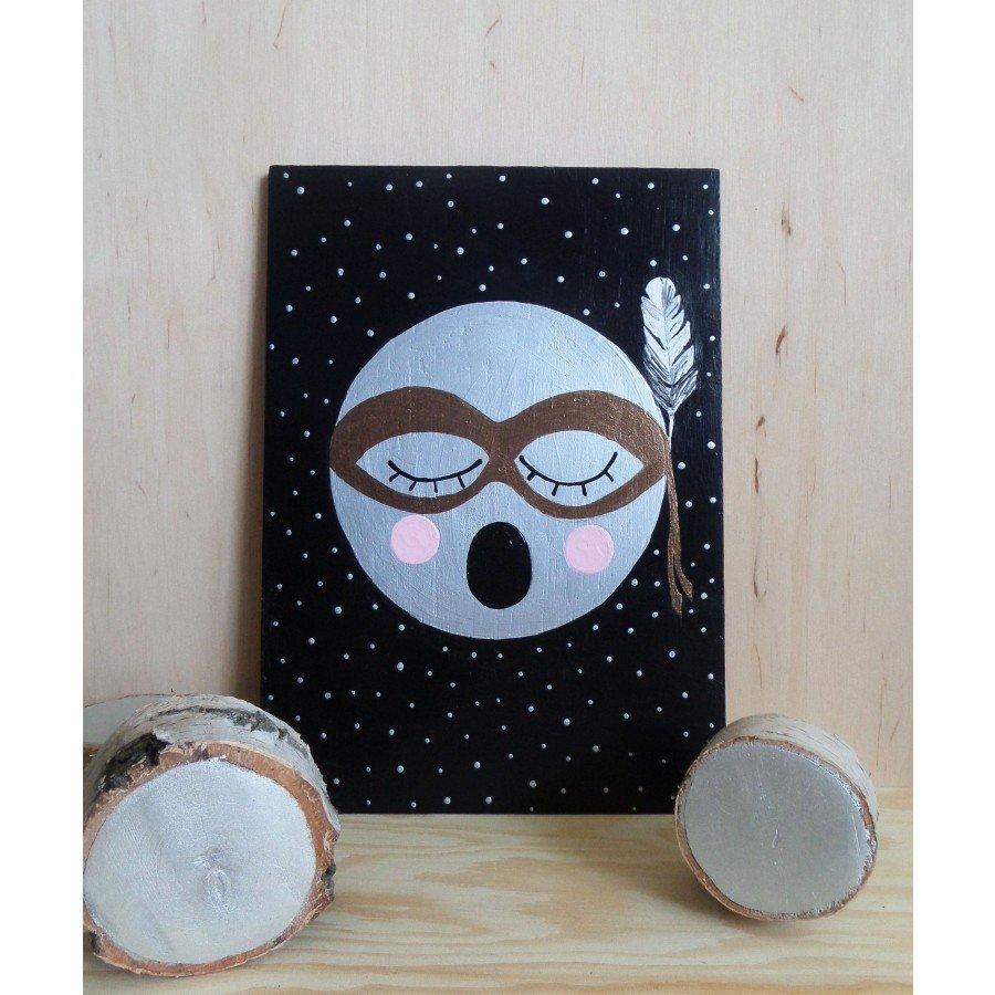 Dota Design - Księżyc w stylu boho | Esy Floresy