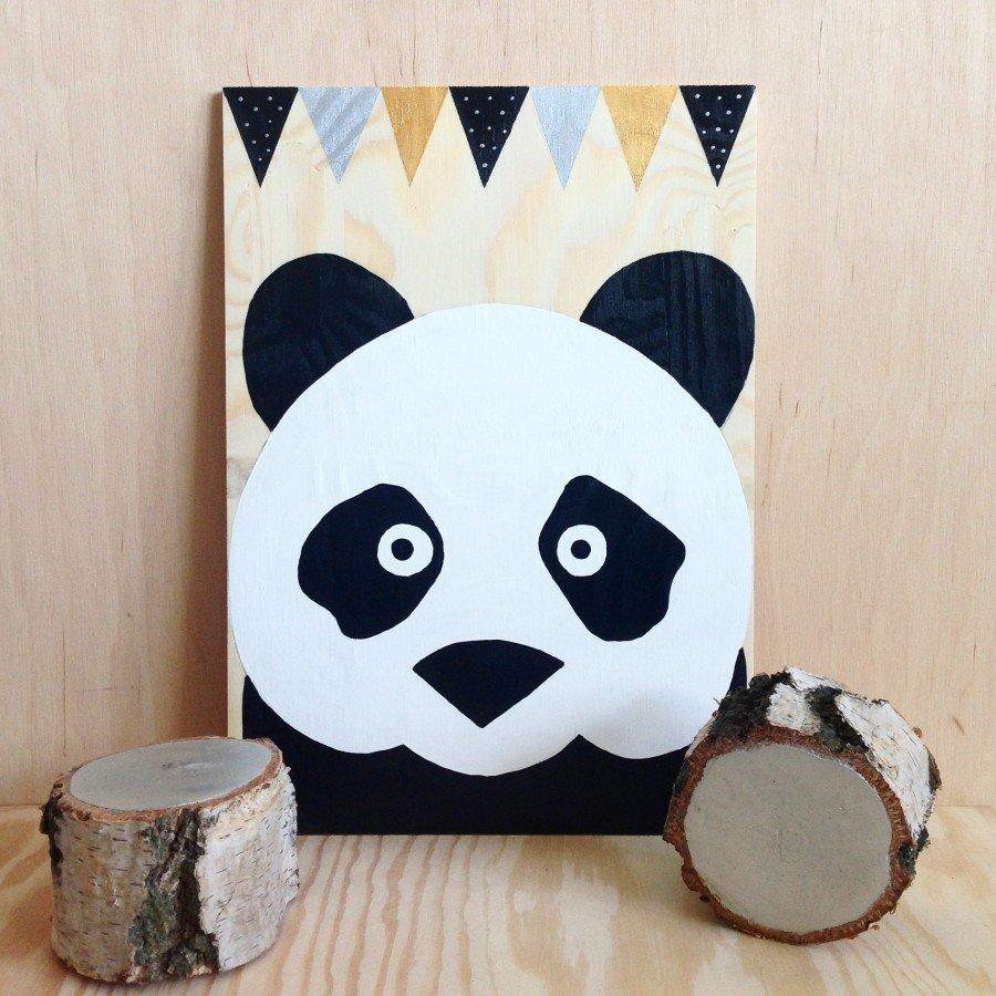Dota Design - Panda wielkie oczy | Esy Floresy