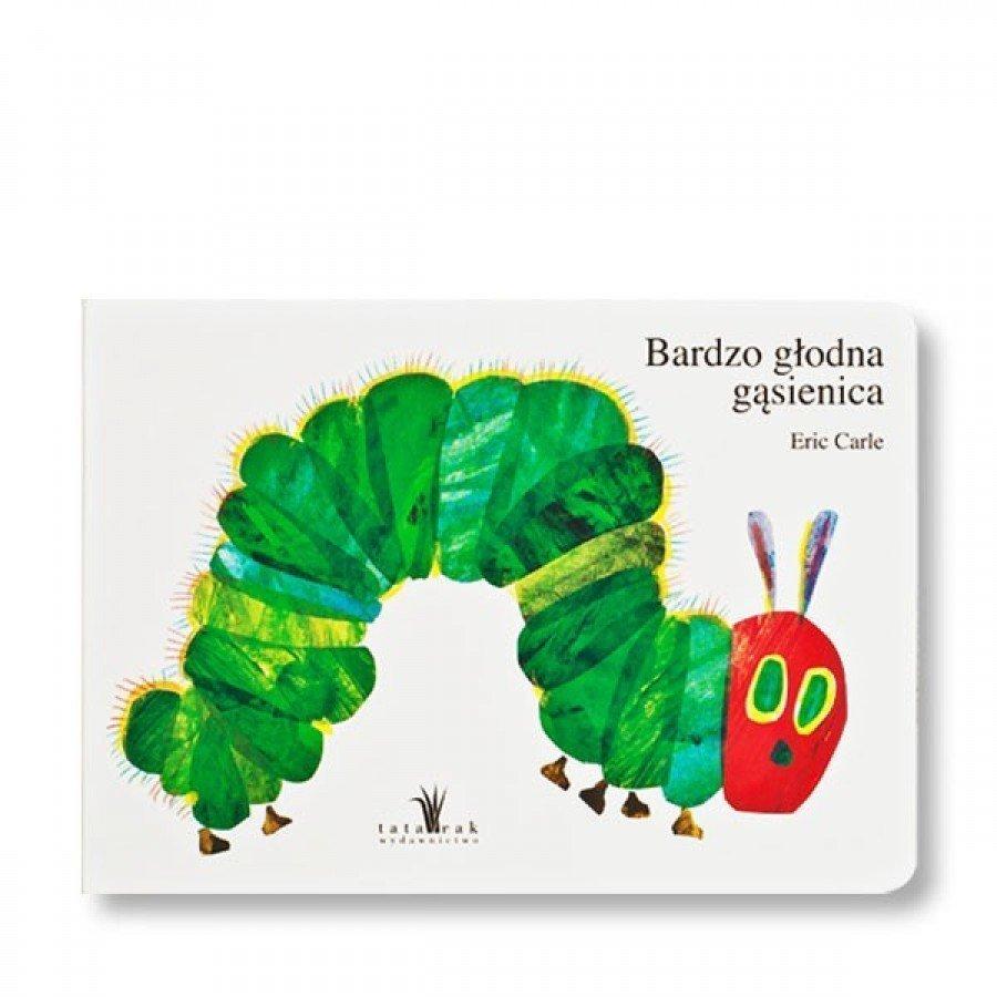 Bardzo głodna gąsienica | Esy Floresy