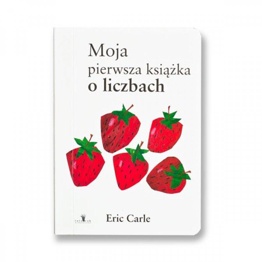 Moja pierwsza książka o liczbach | Esy Floresy