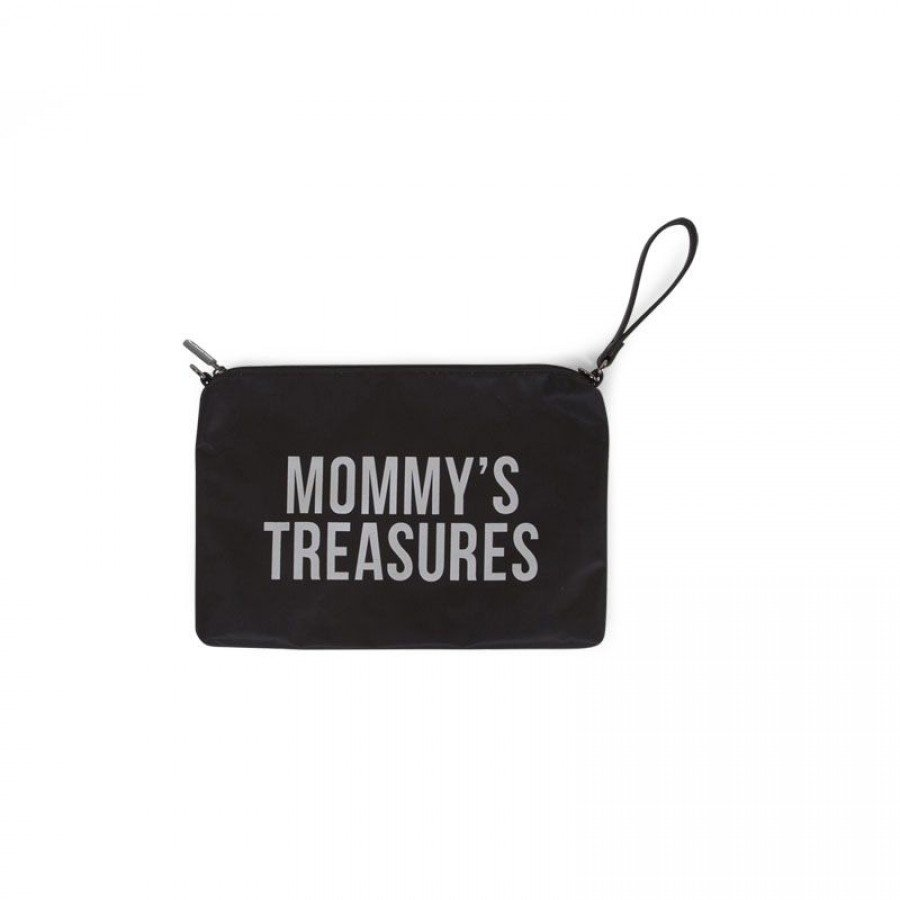 Childhome - Saszetka Mommy's Treasures Czarna | Esy Floresy