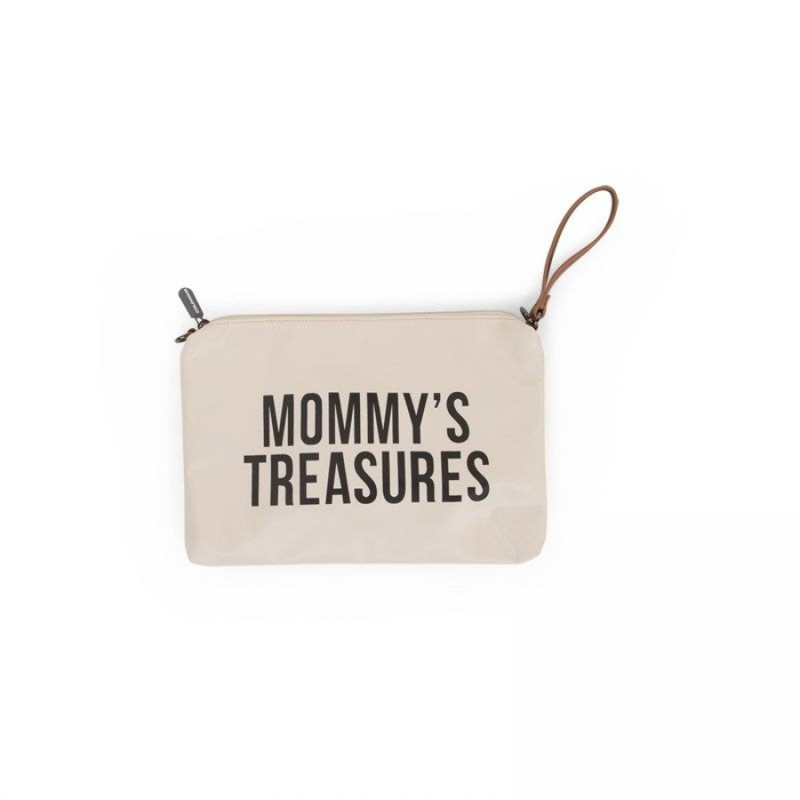 Childhome - Saszetka Mommy's Treasures Kremowa | Esy Floresy