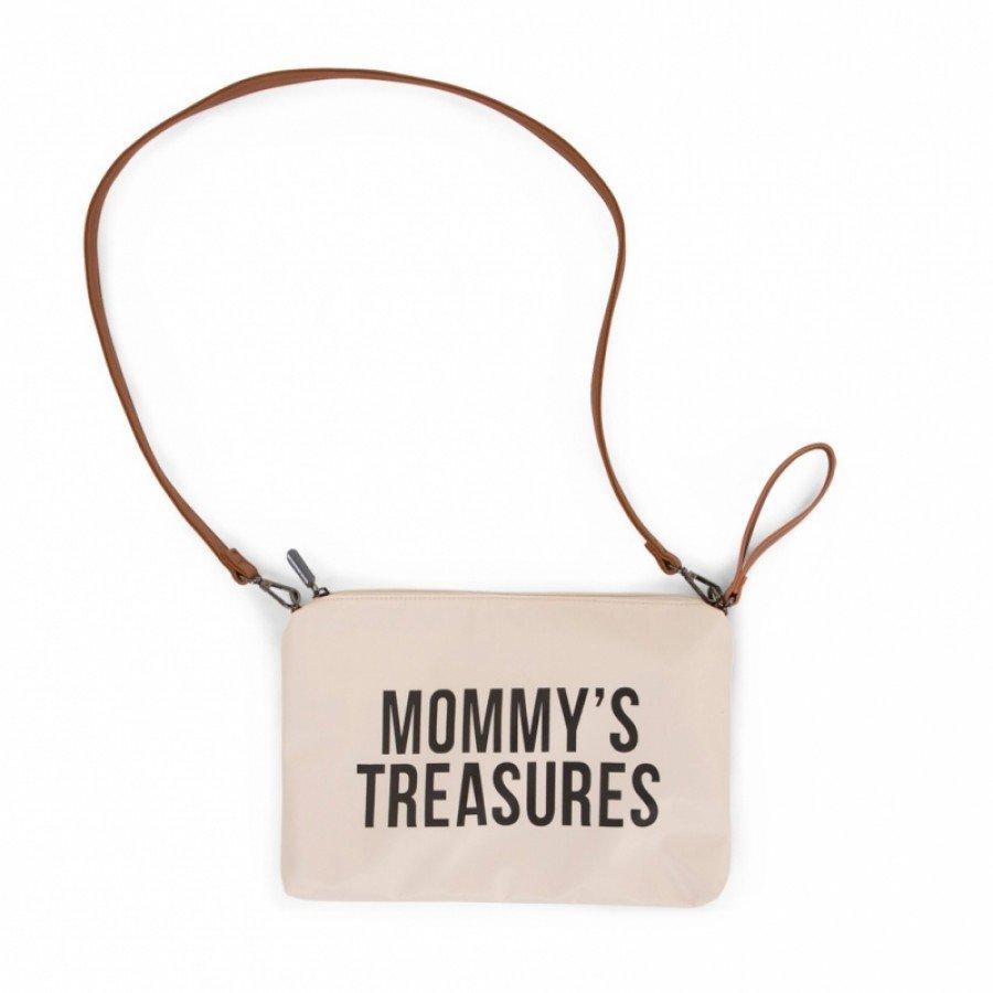Childhome - Saszetka Mommy's Treasures Kremowa - Esy Floresy