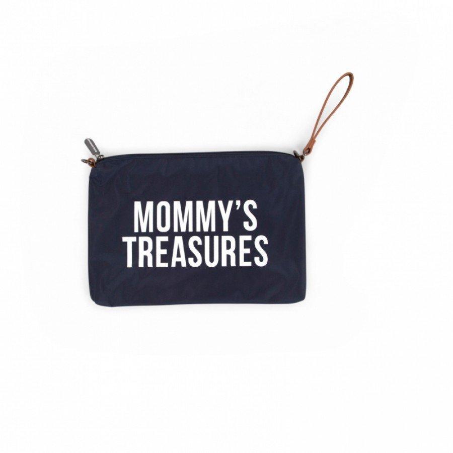 Childhome - Saszetka Mommy's Treasures Granatowa | Esy Floresy