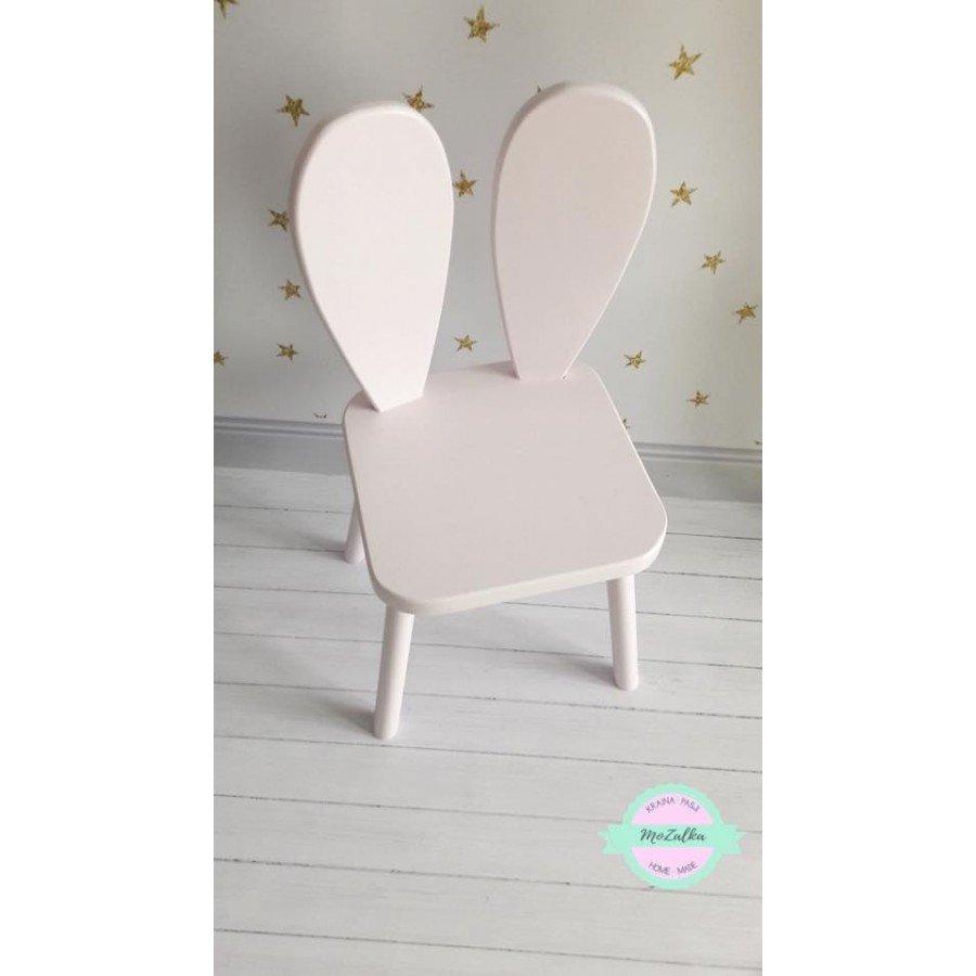 MoZalka Krzesełko Królik - Szary - Esy Floresy