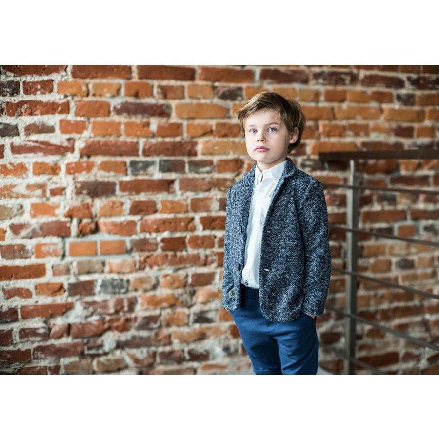 Holo Kids- Koszula Chłopięca Biała | Esy Floresy