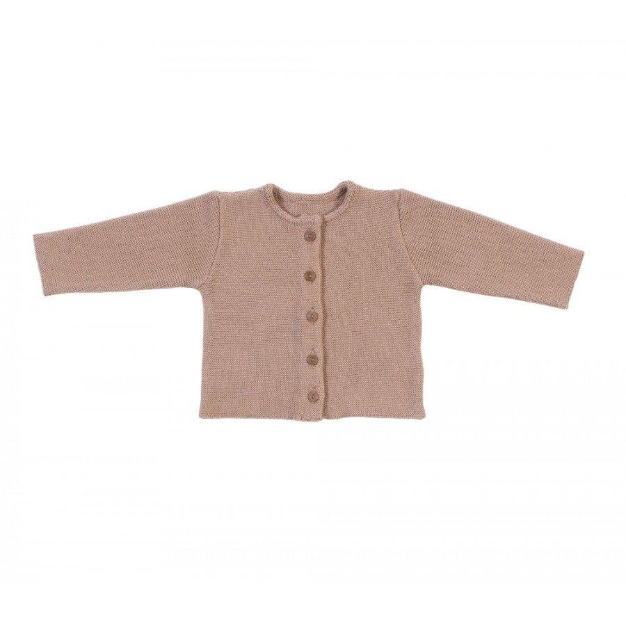 Martello - Bluza bawełniana. Beżowa. 100% bawełna organiczna. Rozmiar 86/92 | Esy Floresy