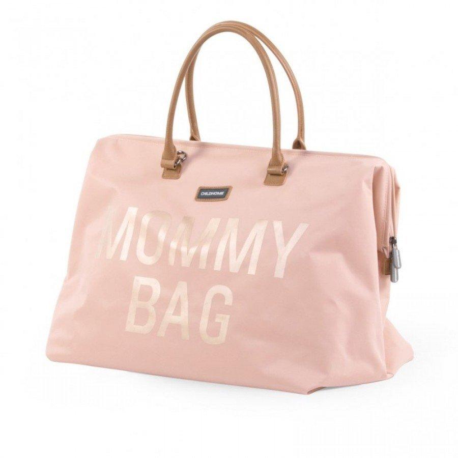 Childhome - Torba Podróżna Mommy Bag Różowa - Esy Floresy