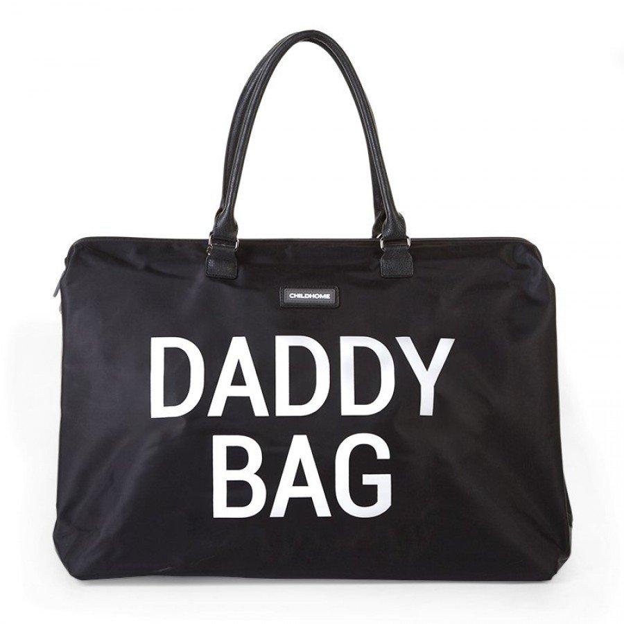 Childhome - Torba Podróżna Daddy Bag Czarna | Esy Floresy