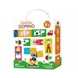 CzuCzu Domino - Gra edukacyjna | Esy Floresy