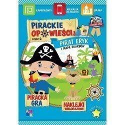 Pirackie opowieści. Część 2. Pirat Eryk i mapa skarbów | Esy Floresy