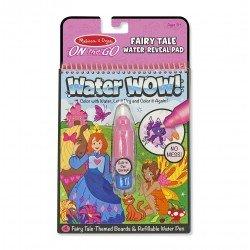Melissa & Doug - Wodna Kolorowanka Water Wow! - Księżniczki | Esy Floresy