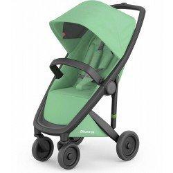 Greentom - Wózek Classic black-mint | Esy Floresy