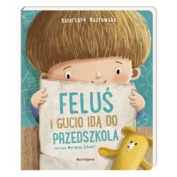 Feluś i Gucio idą do przedszkola | Esy Floresy