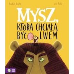 Mysz, która chciała być lwem | Esy Floresy
