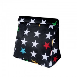 My Bag's - Torebka Snack Bag My Star's black | Esy Floresy