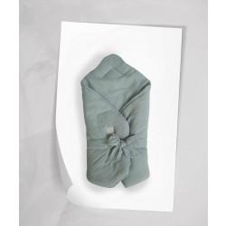 Beztroska - Rożek muślinowy brudna mięta    Esy Floresy