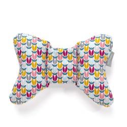 Beztroska - Poduszka motylek geometric flowers  | Esy Floresy