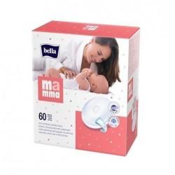 Bella Mamma - Wkładki laktacyjne z przylepcem 60 szt . | Esy Floresy