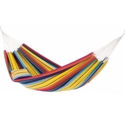 Amazonas - Hamak Dwuosobowy L/XL Barbados rainbow  | Esy Floresy